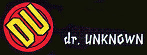 Dr. Unknown - Logo