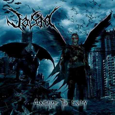 Jasad - Annihilate the Enemy