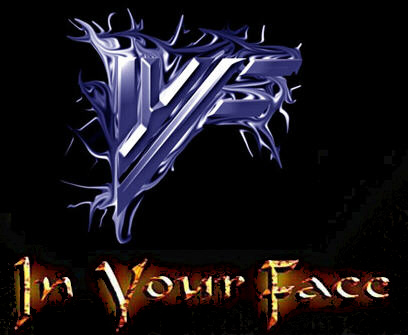 In Your Face - Logo