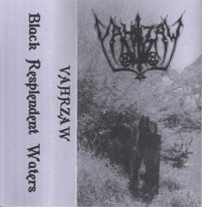 Vahrzaw - Black Resplendent Waters