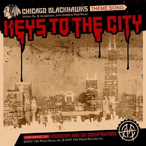 Ministry - Keys to the City