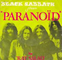 Black Sabbath - Paranoid / Rat Salad / Wight Is Wight