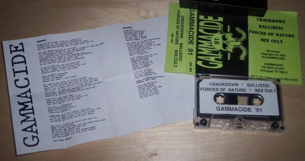 Gammacide - Gammacide '91