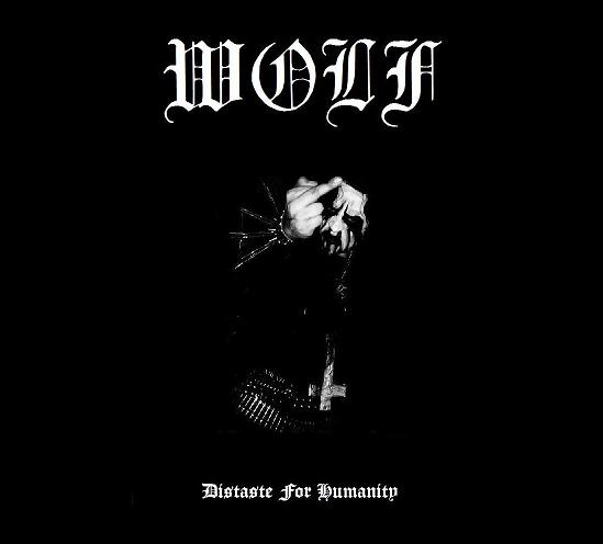 Wolf - Distaste for Humanity