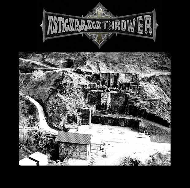 Astigarraga Thrower - Aiako Harria