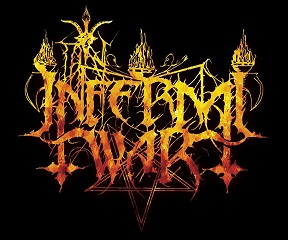 In Infernal War - Logo