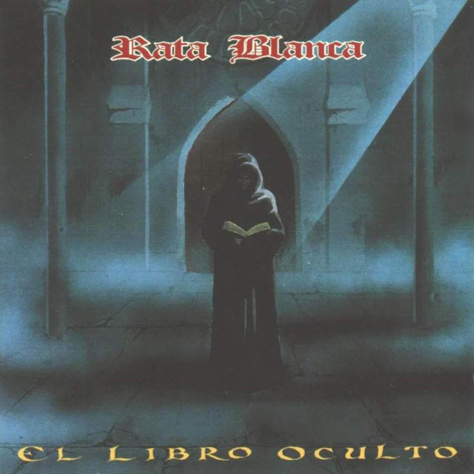 Rata Blanca - El libro oculto