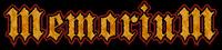 Memorium - Logo