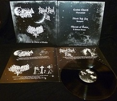 Blood Red Fog / Cosmic Church / Shroud of Satan - Beyond the Mirror of Worlds