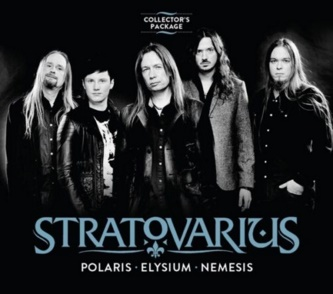 Stratovarius - Collector's package - Polaris - Elysium - Nemesis
