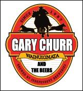 Gary Churr and the Beers - Logo