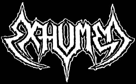 Exhumed - Logo