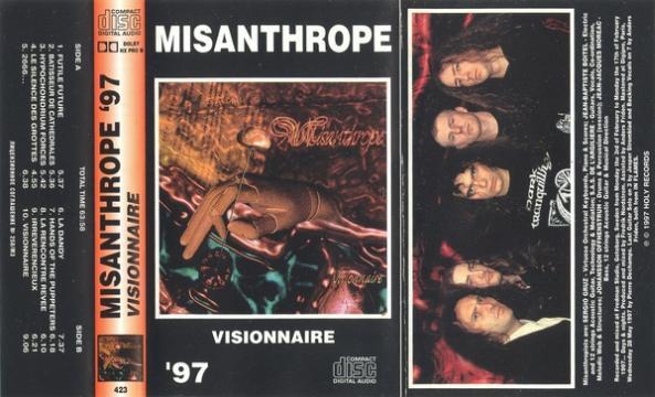 Misanthrope - Visionnaire