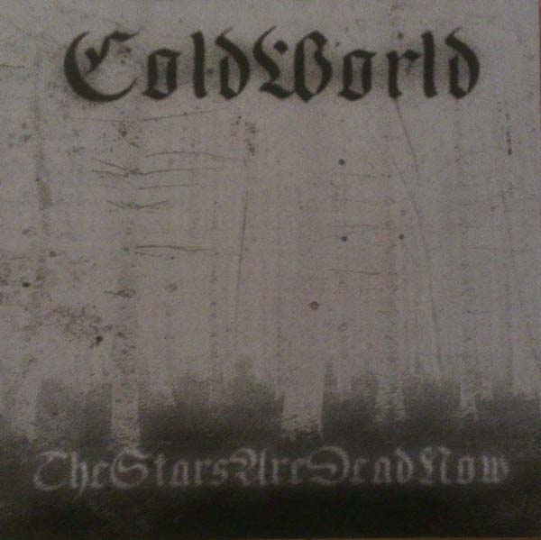 ColdWorld - TheStarsAreDeadNow