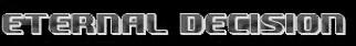 Eternal Decision - Logo
