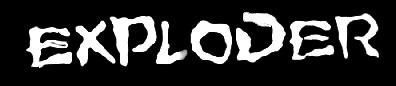 Exploder - Logo