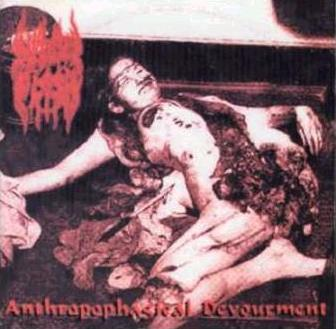 Infected Flesh - Anthropophagical Devourment