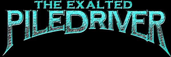 The Exalted Piledriver - Logo