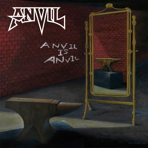 Anvil - Anvil Is Anvil - Reviews - Encyclopaedia Metallum