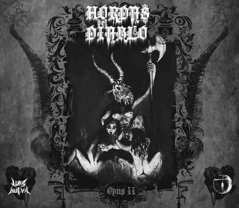 Ultraism / Dark Forest / Morto / Compendium Diablerie / Le Legione / Apotheosis - Hordas del Diablo Opus II