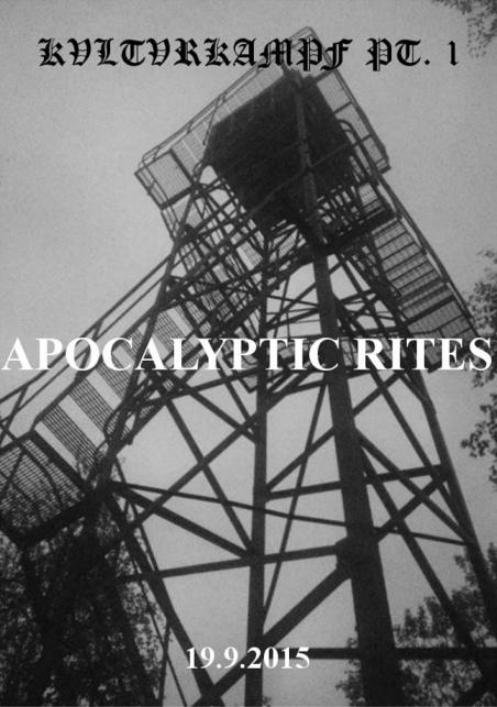 Kuilu / John the Baptist / Circle of Dawn - Apocalyptic Rites