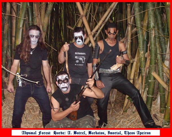 Abysmal Forest - Photo