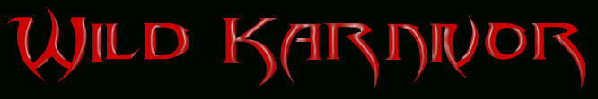 Wild Karnivor - Logo