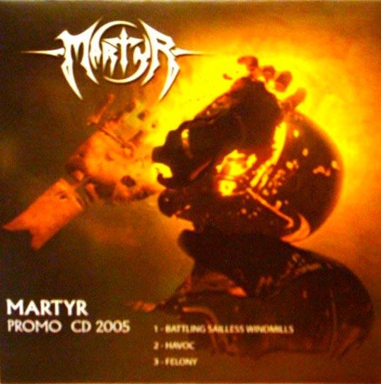 Martyr - Promo CD 2005
