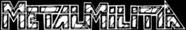Metal Militia - Logo