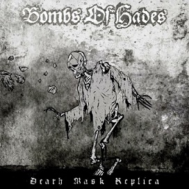Bombs of Hades - Death Mask Replica