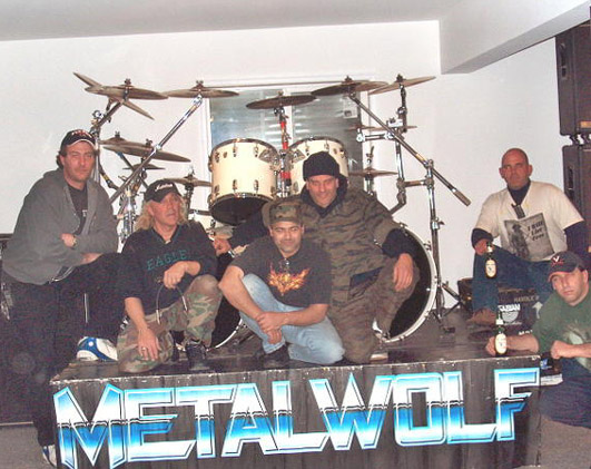 Metalwolf - Photo