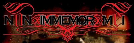 Non Immemor Mei - Logo