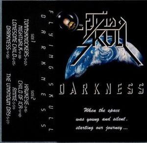 Flying Skull - Darkness