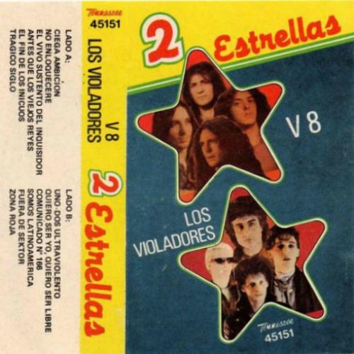 V8 - Dos estrellas