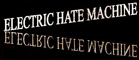 Electric Hate Machine - Logo