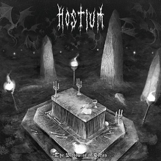 Hostium - The Bloodwine of Satan