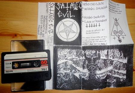 Satanic Evil - Curse of Pentagram