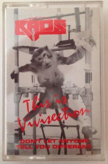 Kaos - Vivisection