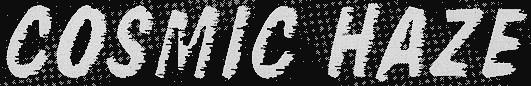 Cosmic Haze - Logo