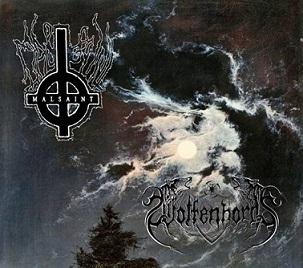 Wolfenhords / Malsaint - Der Nacht