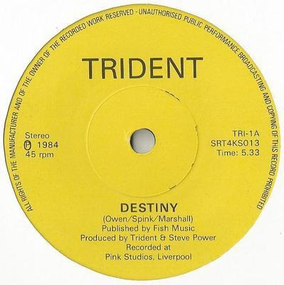 Trident - Destiny