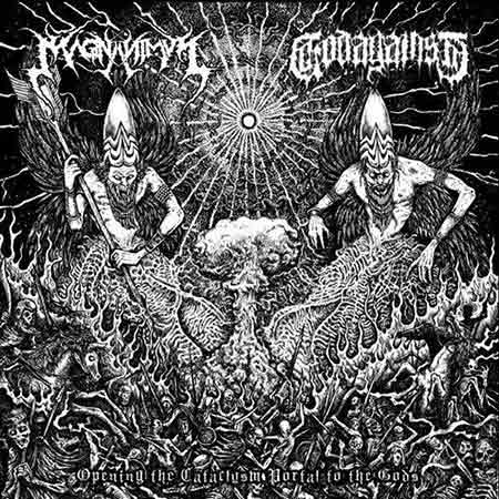 Magnanimus / Godagainst - Opening the Cataclysm Portal to the Gods