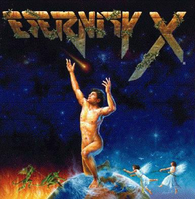 Eternity X - The Edge