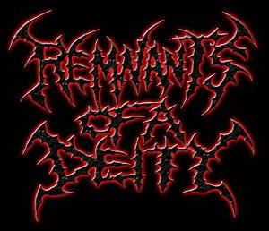 Remnants of a Deity - Logo