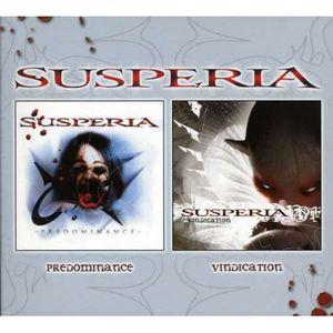 Susperia - Predominance / Vindication