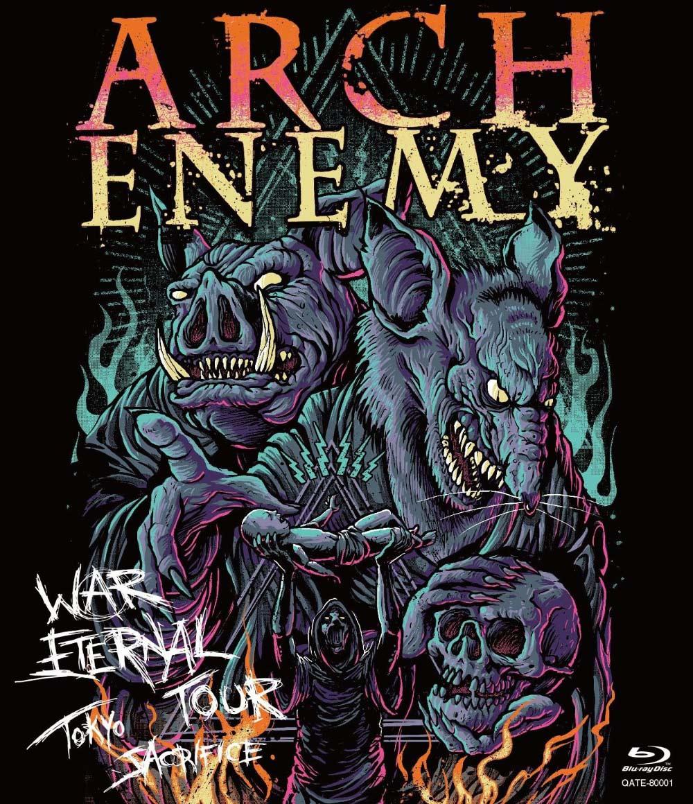 Arch Enemy - War Eternal Tour: Tokyo Sacrifice