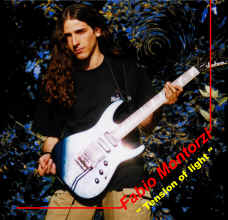 Fabio Montorzi - Tension of Light