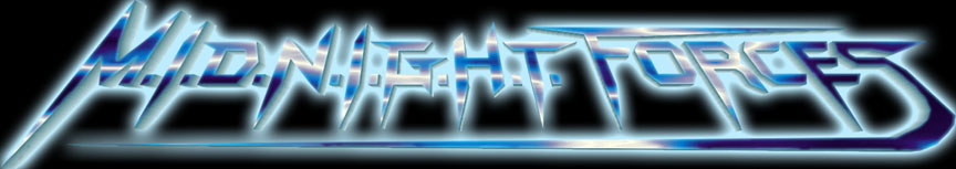 Midnight Forces - Logo