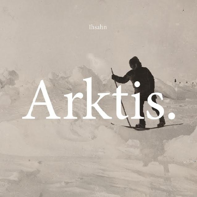 Image result for ihsahn arktis