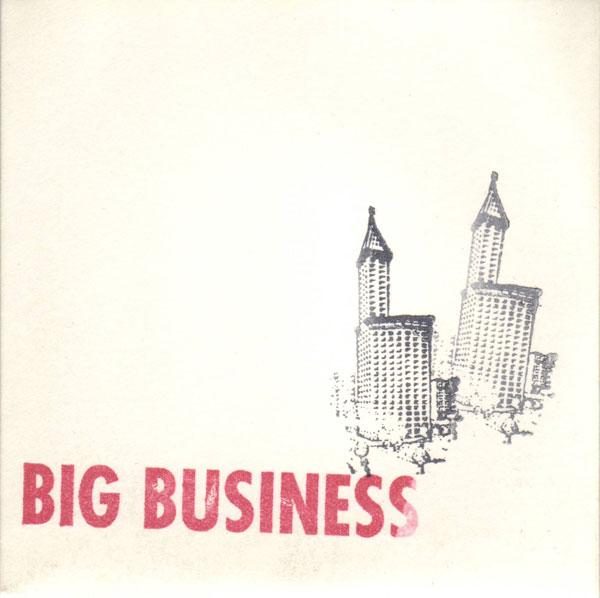 Big Business - Tour E.P. I